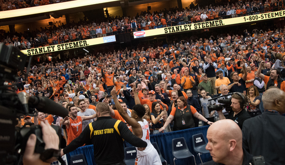 Gallery: Syracuse's upset victory over No. 10 Duke