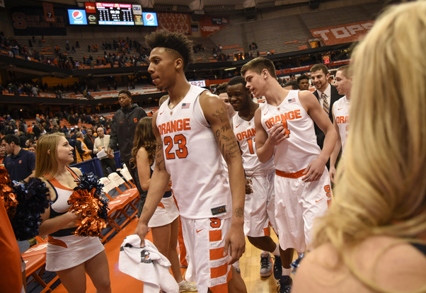 Malachi Richardson after being drafted: 'It just feels like an animal being lifted off my back'